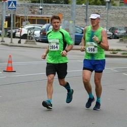 Tallinna Maraton - Raivo Meitus (598), Peeter Oranen (2864)