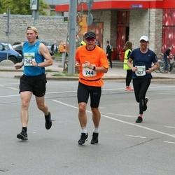Tallinna Maraton - Urmas Tuvikene (502), Kuido Kond (744)