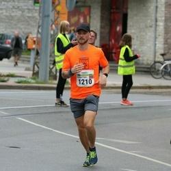Tallinna Maraton - Jon Mattias Schafferer (1210)