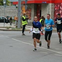 Tallinna Maraton - Pierre Favoccia (622), Sergei Karpovitš (943)
