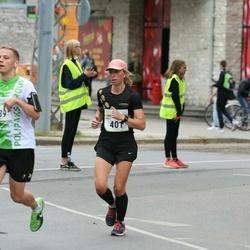 Tallinna Maraton - Heili Hautala (401)