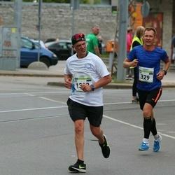 Tallinna Maraton - Anton Maljugin (329), Rivo Tarkijainen (1393)