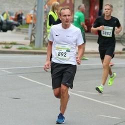 Tallinna Maraton - Kristjan Kuningas (892)