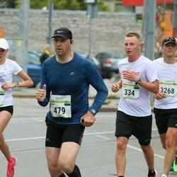 Tallinna Maraton - Egert Akenpärg (334), Filipp Ilves (479)