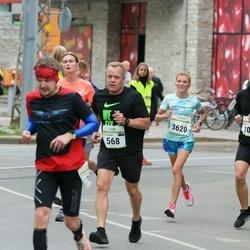 Tallinna Maraton - Vesa Lauri Vähämöttönen (568), Ekaterina Goncharova (3620)