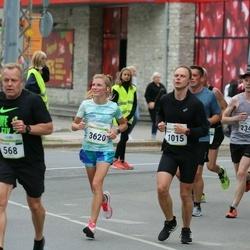 Tallinna Maraton - Marek Lints (1015), Ekaterina Goncharova (3620)