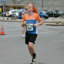 Tallinna Maraton - Thijs Wervelman (104)