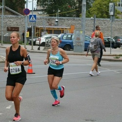 Tallinna Maraton - Rakel Heidmarsdottir (260), Laura Ojaots (3788)