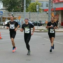 Tallinna Maraton - Karl Erik Rabakukk (246), Amine Laghzaoui (606)