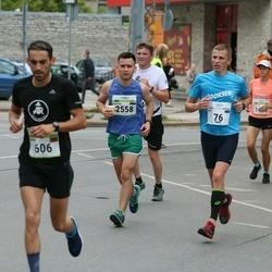 Tallinna Maraton - Alar Rähn (76), Dmytro Yakobiuk (2558)