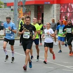 Tallinna Maraton - Risto Valdmaa (442), Piret Altosaar (1016)