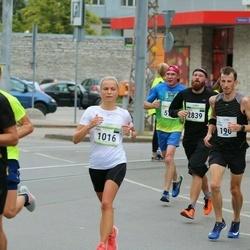 Tallinna Maraton - Artemii Semenov (190), Piret Altosaar (1016)