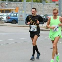 Tallinna Maraton - Igor Toporkov (179), Tarmo Hõbe (230)
