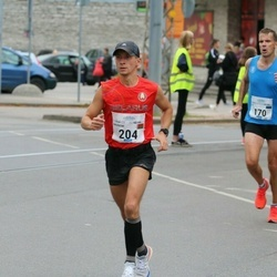 Tallinna Maraton - Yauheni Shunkevich (204)