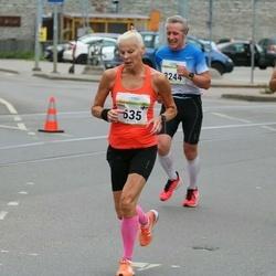 Tallinna Maraton - Sirpa Ropponen (635), Kalle Kiiranen (3244)
