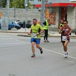 Tallinna Maraton - Serhii Ross (587), Yusheng Ni (2180)