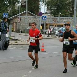 Tallinna Maraton - Andrei Averkijev (362), Konstantin Kivimäe (764)