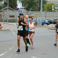 Tallinna Maraton - Andrei Averkijev (362), Ketlin Edela (901)