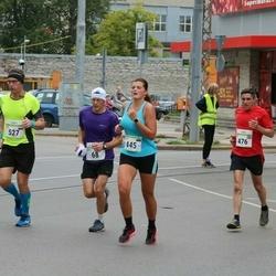 Tallinna Maraton - Marko Greenbaum (68), Maria Metsaorg (445)