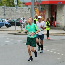 Tallinna Maraton - Edwin Tromp (613)