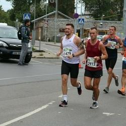 Tallinna Maraton - Kristjan Lemmsalu (1479), Arturs Jansons (2913)