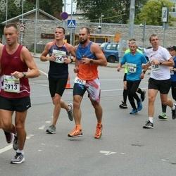 Tallinna Maraton - Aleksandr Simakov (860), Martin Raud (1180)