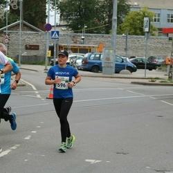 Tallinna Maraton - Mari Eltermann (596)