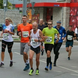 Tallinna Maraton - Sulev Kraam (400), Ants Kuusik (3063)