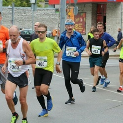 Tallinna Maraton - Sulev Kraam (400), Marti Ranne (489)