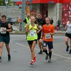 Tallinna Maraton - Anu Piiroja (64), Erko Hermann (3272)