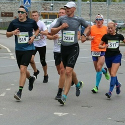 Tallinna Maraton - Kadri Kimsen (517), Arto Tõnnis (519), Indrek Reino (3254)