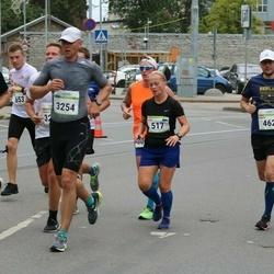 Tallinna Maraton - Ramon Reimets (462), Kadri Kimsen (517)