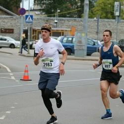 Tallinna Maraton - Kaspar Kork (2983)