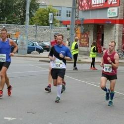 Tallinna Maraton - Maik Fischer (558), Sandis Ziedinš (2915)