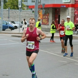 Tallinna Maraton - Sandis Ziedinš (2915)