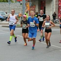 Tallinna Maraton - Antti Anttonen (178), Mark Kristjan Pitk (3296)