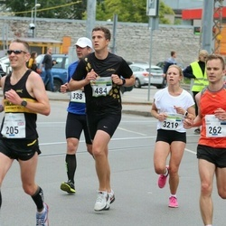 Tallinna Maraton - Andrus Stimmer (484), Piret Pärnik (3219)