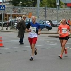 Tallinna Maraton - Kädi Lepberg (1146), Antoine Yon (3383)