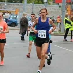 Tallinna Maraton - Jürgen Veber (2544)