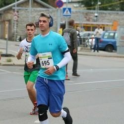 Tallinna Maraton - Andre Jakobson (695)
