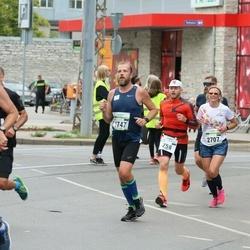 Tallinna Maraton - Meelis Peiker (258), Raul Vinni (1747)