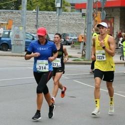 Tallinna Maraton - Mark Sovtsa (3229), Janika Jürgenson (3271)