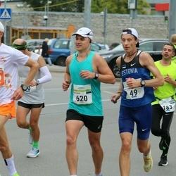 Tallinna Maraton - Allan-Peeter Jaaska (49), Kristjan Käärma (620)