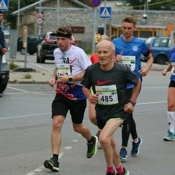Tallinna Maraton - Veikko Kosonen (485), Renat Yakushevskiy (3492)