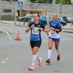 Tallinna Maraton - Linda Siimon (2533), Kaili Toomel (3623)