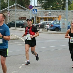 Tallinna Maraton - Ivan Shatrov (81), Kadri Pedak (3522)