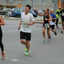 Tallinna Maraton - Anna Bodiroza (842), Yusuke Toyama (2892)