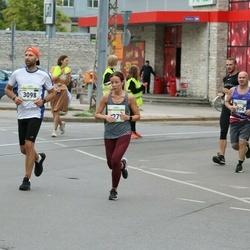 Tallinna Maraton - Alvar Loog (3098), Liis Palumäe (3279)