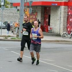 Tallinna Maraton - Agris Dundurs (2906), Tarmo Niinas (3313)
