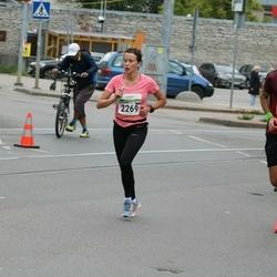 Tallinna Maraton - Ekaterna Tambovskaya (2269)